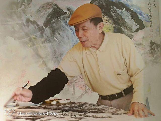 夢幻派創始者 『黃昭雄大師』美術館籌設 興趣者聯絡電話+886 2 27196686