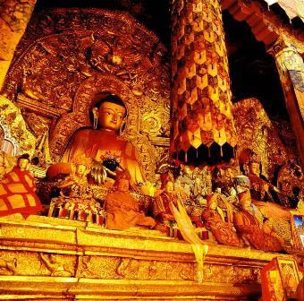 西藏薩迦寺