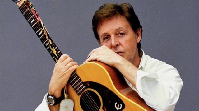 保羅麥卡尼 Paul McCartney